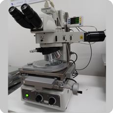High Precision Metallurgical Measuring Microscope